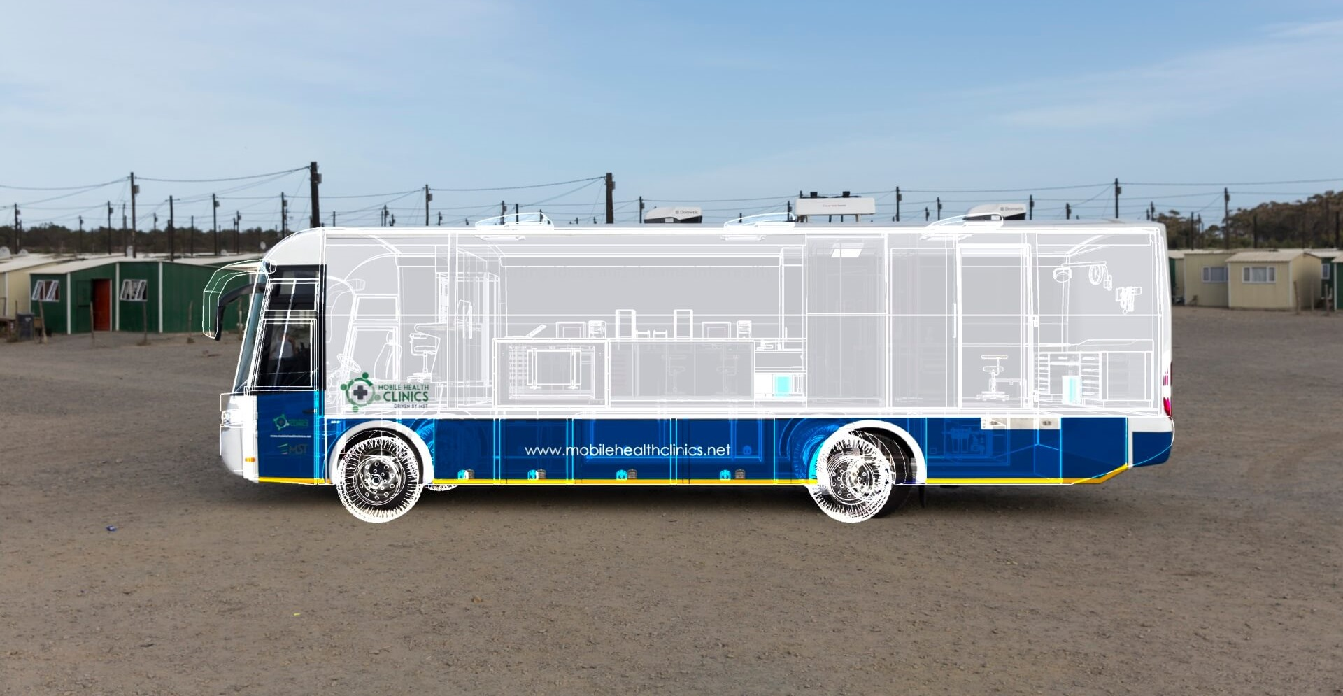 Mobile Health Clinics bus