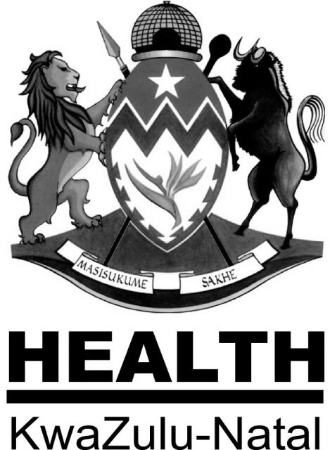 KZN Department of Health logo